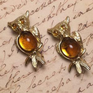 Vintage Owl Scatter Pins